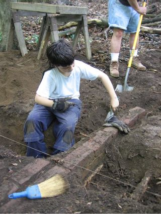 Working the dig 2sm